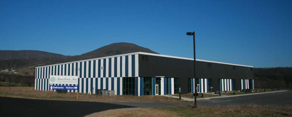 NanoSonic Building